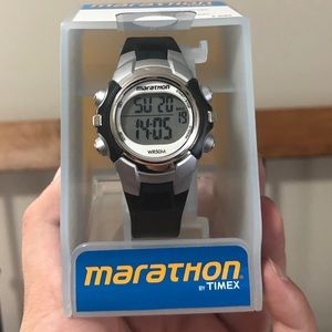Marathon sports watch by Timex